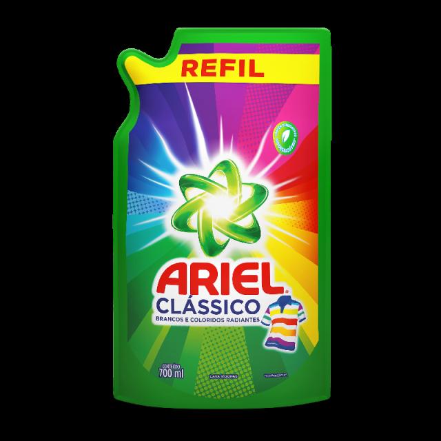 Lava Roupas Líquido | Sabão Líquido Ariel 700 mL