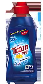Lava Roupas Líquido | Sabão Líquido Tixan Ypê