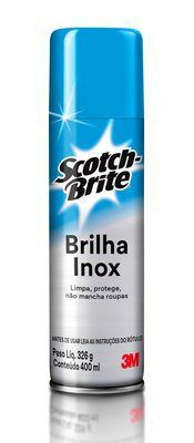 Limpa Inox Scotch Brite 3M