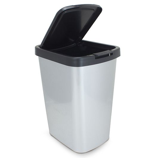 Lixeira Automática Arqplast 9 litros - Plástica