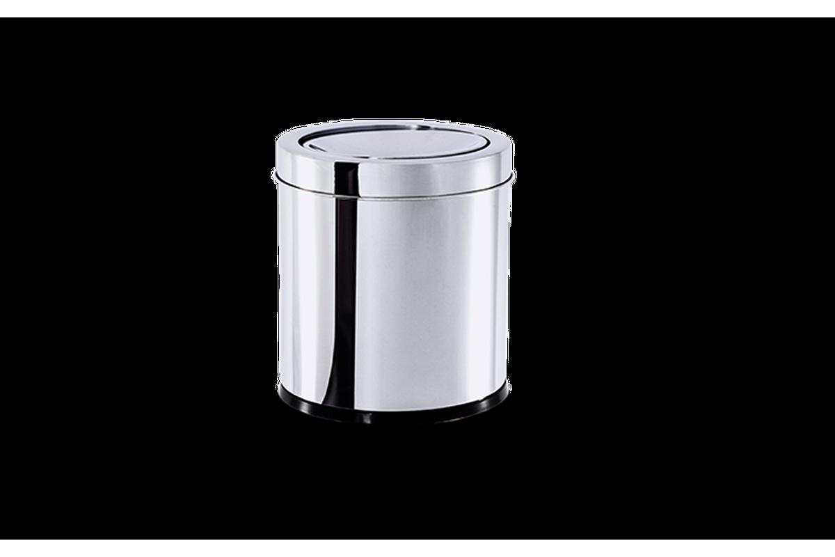 Lixeira Basculante Brinox 3 / 5 / 7 / 21 / 28 / 40 / 47 / 64 litros