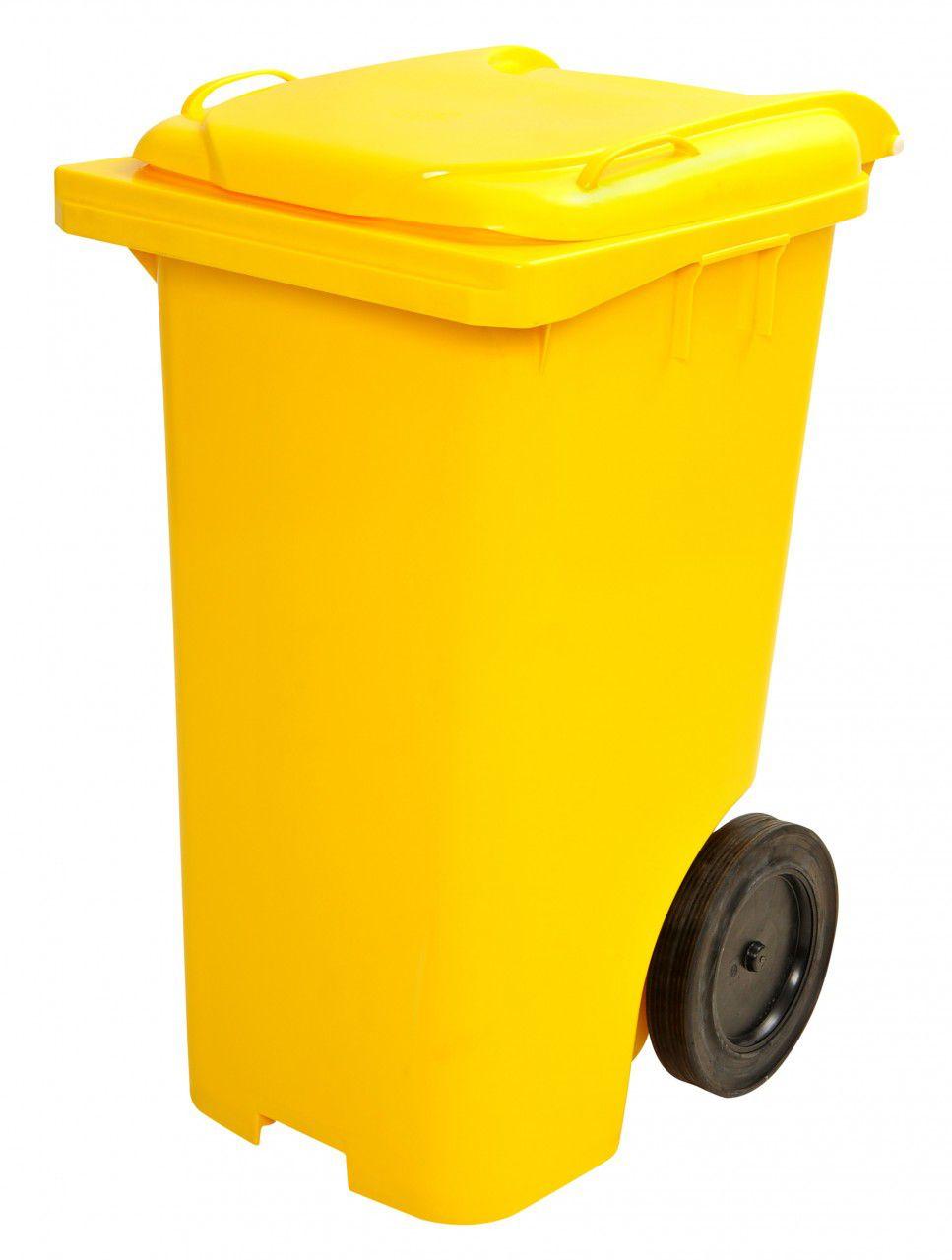 Lixeira Gari JSN Colorida - 120 / 240 litros