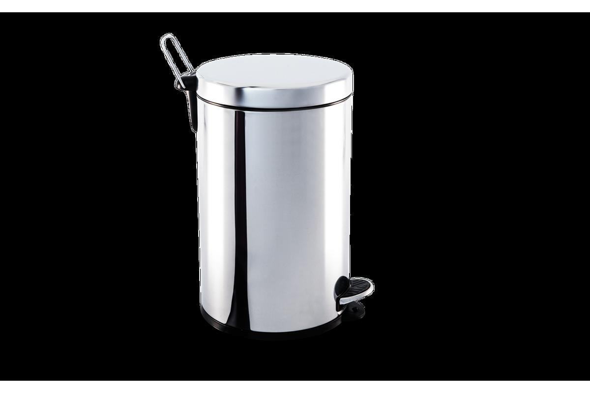 Lixeira Pedal Brinox - 3 / 5 / 12 / 20 / 30 litros