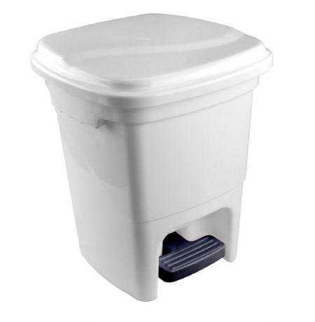 Lixeira Pedal Plasvale 15 litros