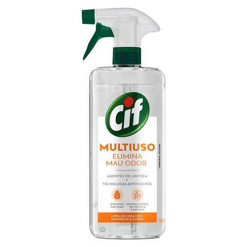 Multiuso CIF 500 ml Elimina Mau Odor
