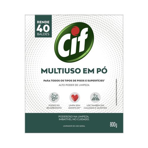 Multiuso em Pó CIF 400 g