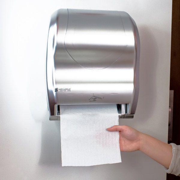 Papel Toalha Bobina Banheiro