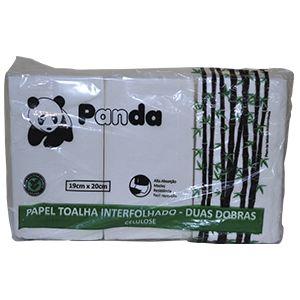 Papel Toalha Interfolhado 100% Celulose Panda