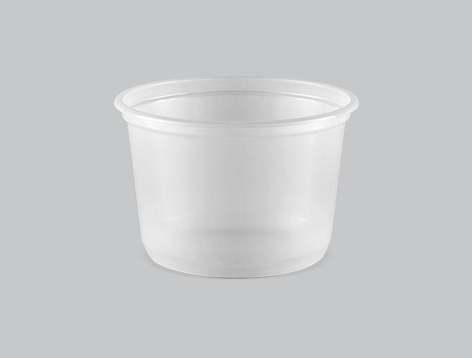Pote Descartável - 100 / 200 / 500 ml