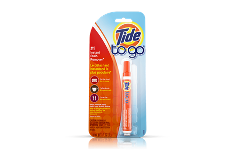 Tira Manchas Tide To Go - Importado - Tide to Go Instant Stain Remover