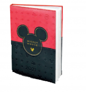 AGENDA 2021 MICKEY MOUSE A5 336PG.
