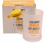 CANECA CAMPAINHA 650ML SOLTEIRO SIM