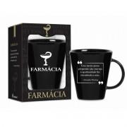 CANECA CERAMICA DE CURSO FARMACIA