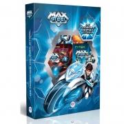 LIVRO BOX 6 Max Steel - Os poderes de Max Steel