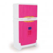 Refrigerador Duplex Casinha Flor Estilo com Som - Xalingo