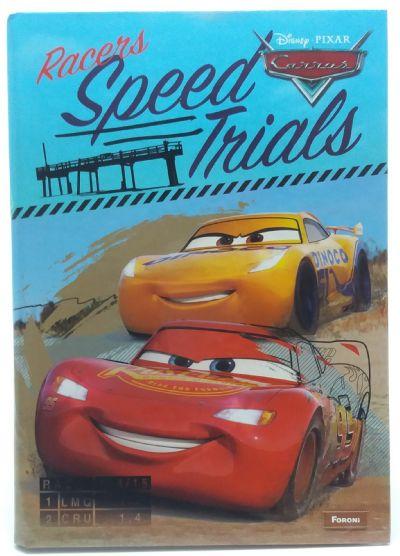 Caderno Brochura 48 Folhas -  Carros