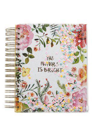Caderno Espiral - The Future Pink