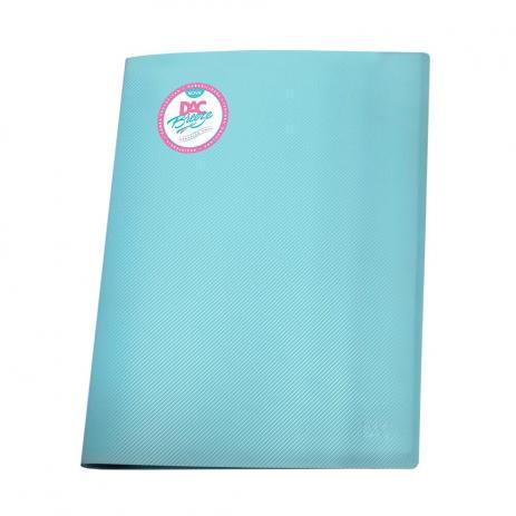 Pasta Catálogo - Breeze Azul 10 envelopes