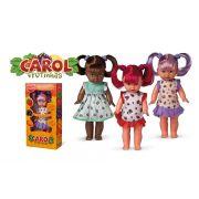 Boneca Carol Frutinhas - Maralex
