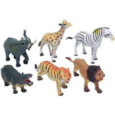 Mundo de Aventuras Animais Selvagens - DTC