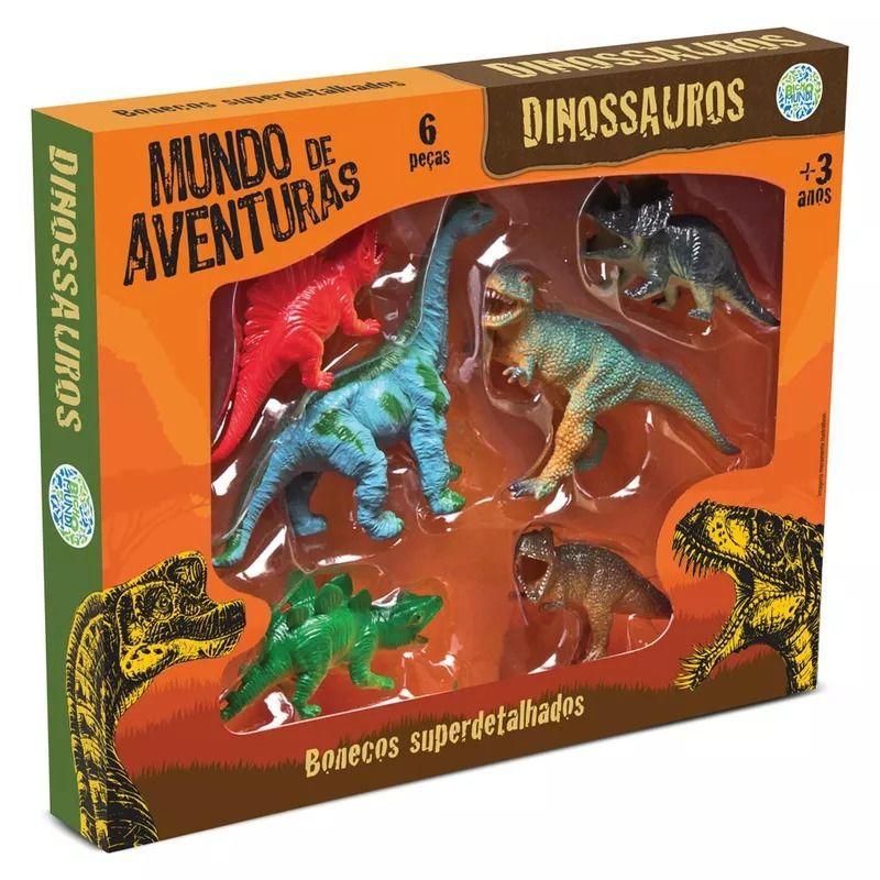 Mundo de Aventuras Dinossauros - DTC