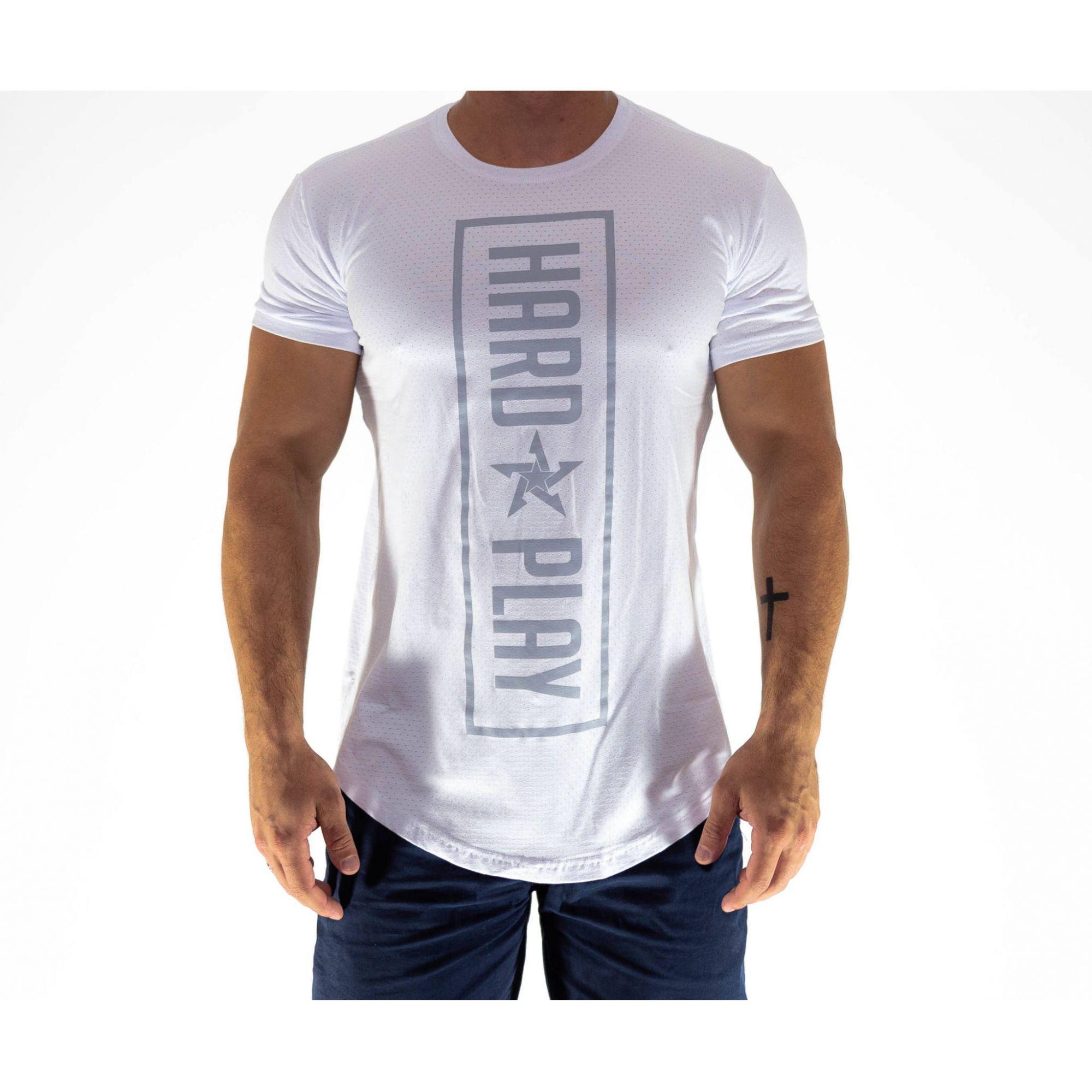 Camiseta HardPlay Branca
