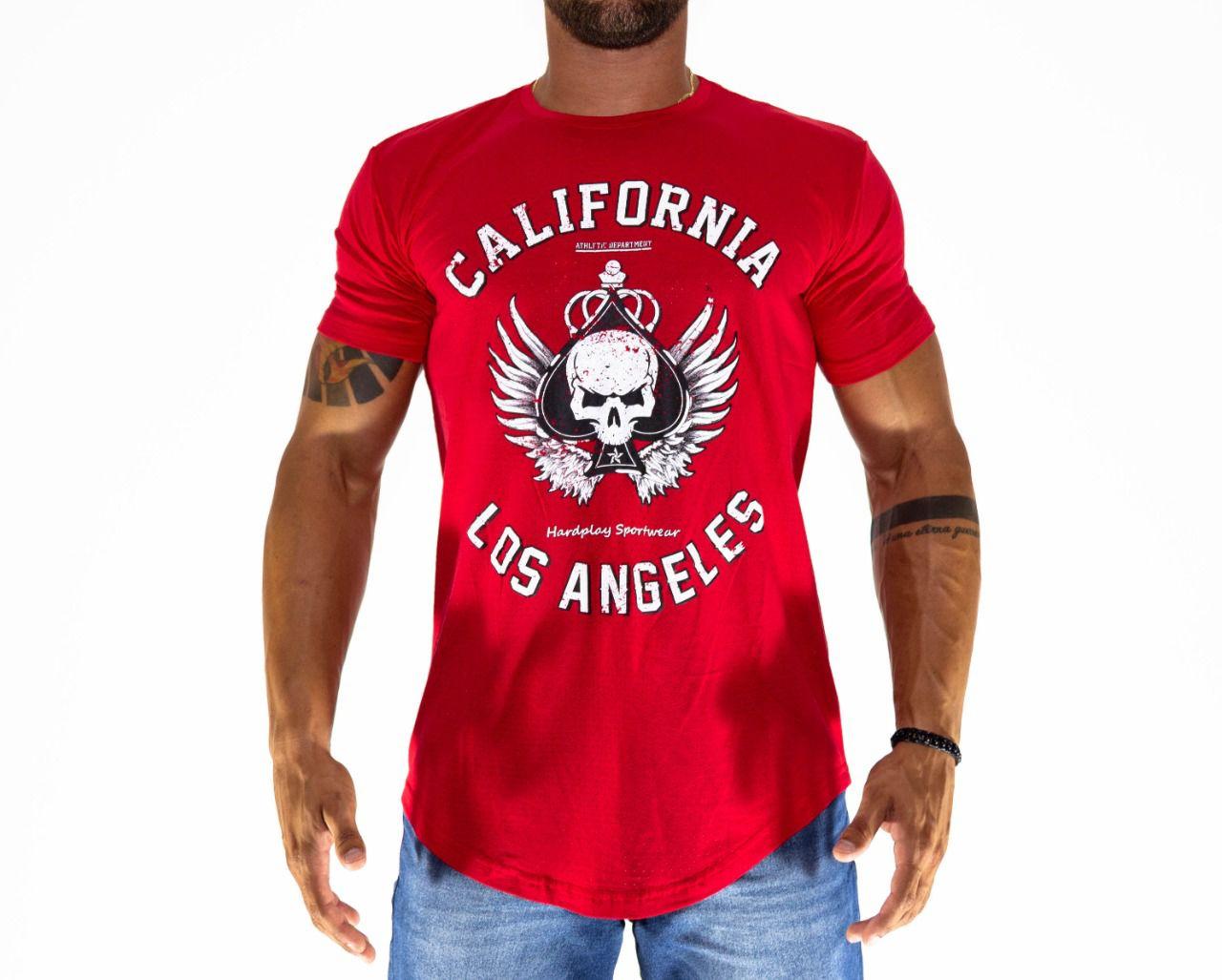 Camiseta HardPlay Vermelha