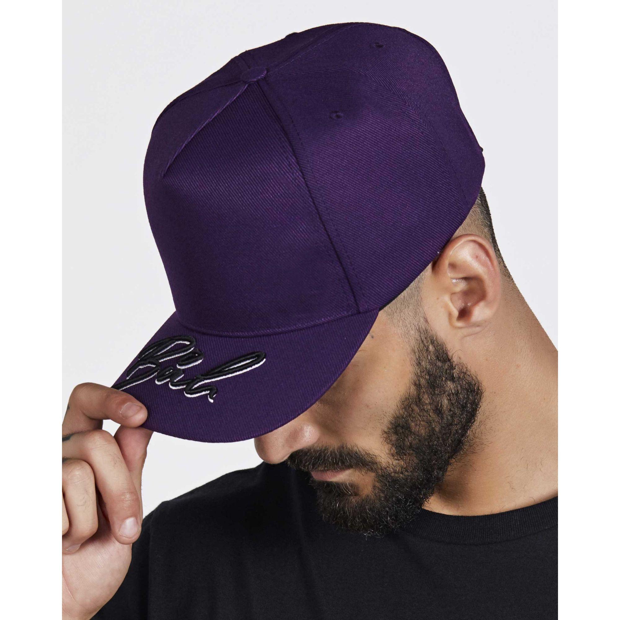 Boné Buh Aba Snapback Purple