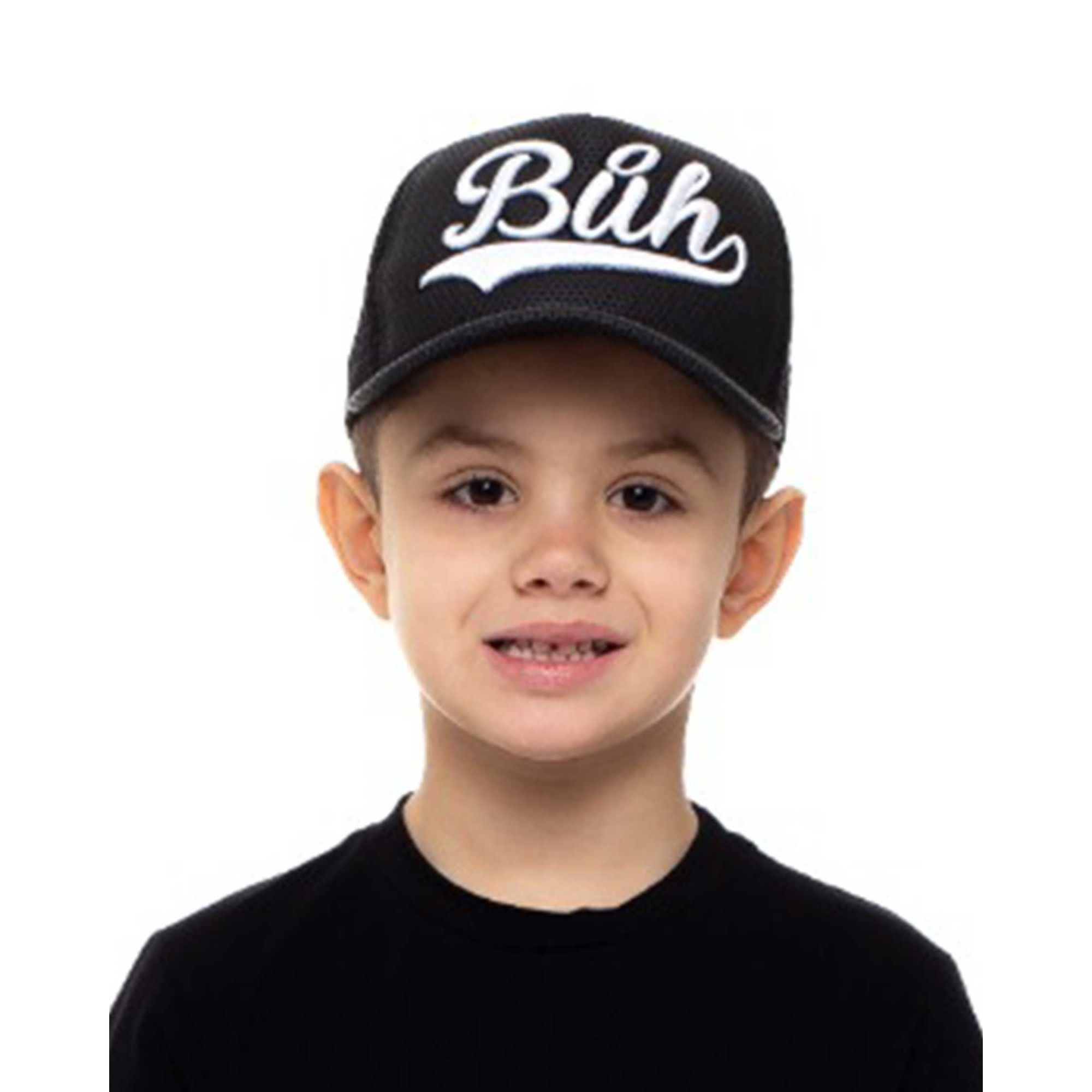 Boné Buh TBT Kids Trucker Black