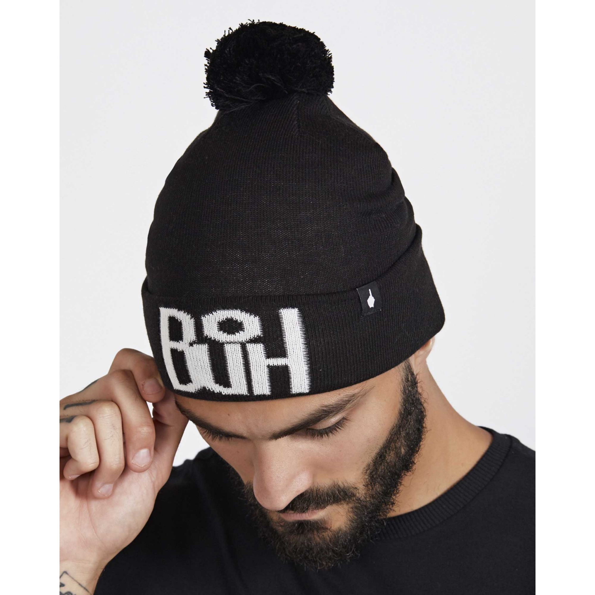 Gorro Buh Black