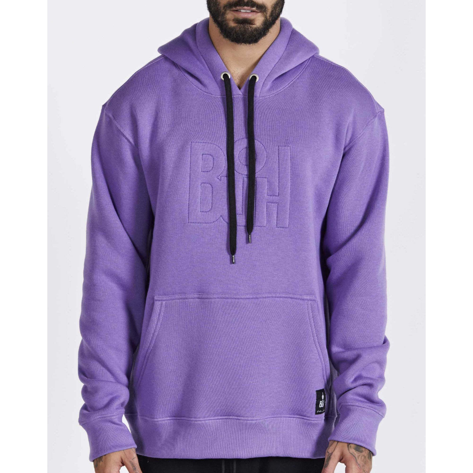Moletom Buh Relevo Purple