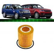 Filtro De Óleo Discovery 4 Range Rover Sport 3.0 V6 Diesel