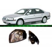 Lanterna Dianteira Volvo S80 1999 2000 2001 2002 2003