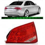 Lanterna Traseira Com Led Audi A4 2009 A 2012 Tampa