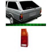Lanterna Traseira Volkswagen Parati Saveiro G1 1987 Á 1995