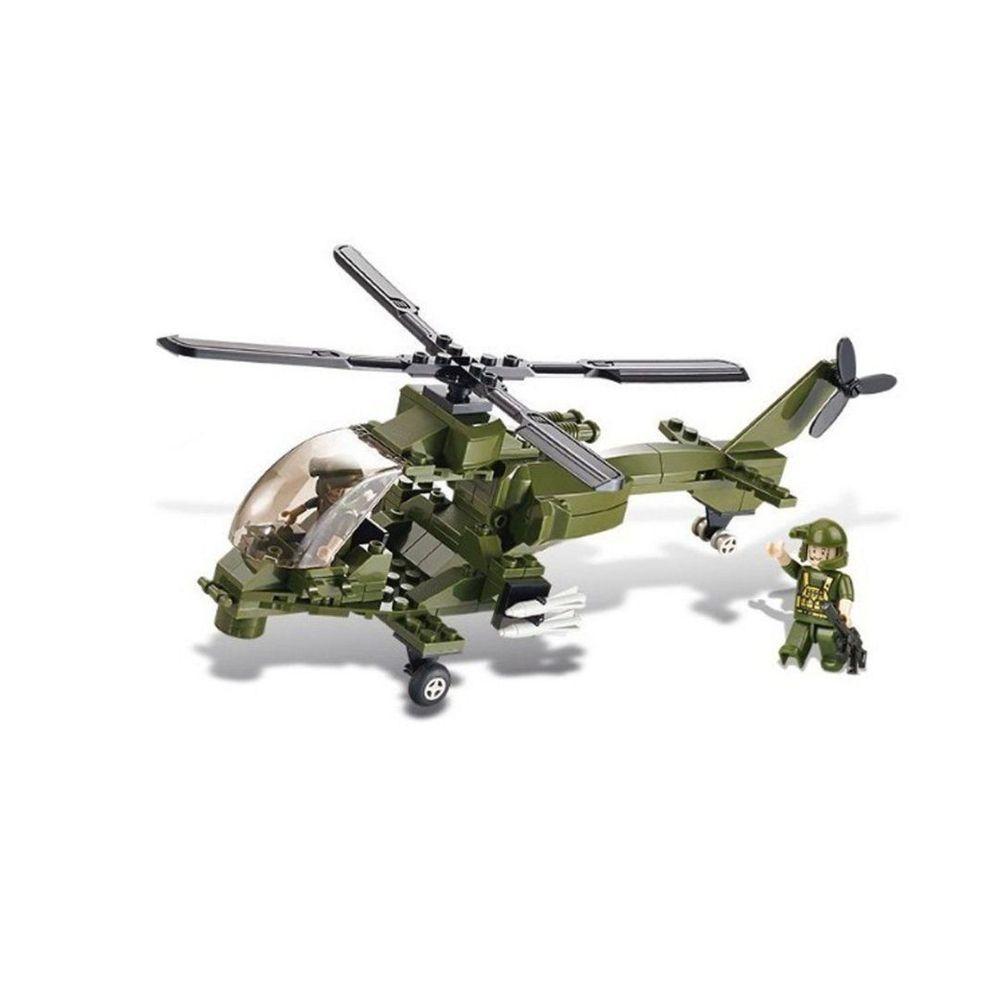 Blocos Aliança Justiça E Paz Helicóptero Míssil Xalingo 163p