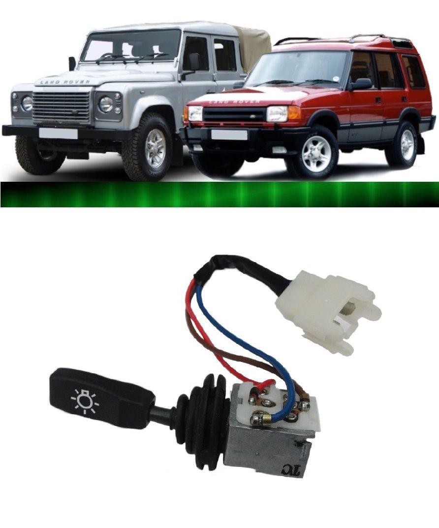 Chave De Luz Land Rover Defender 90 110 130 2001 À 2010