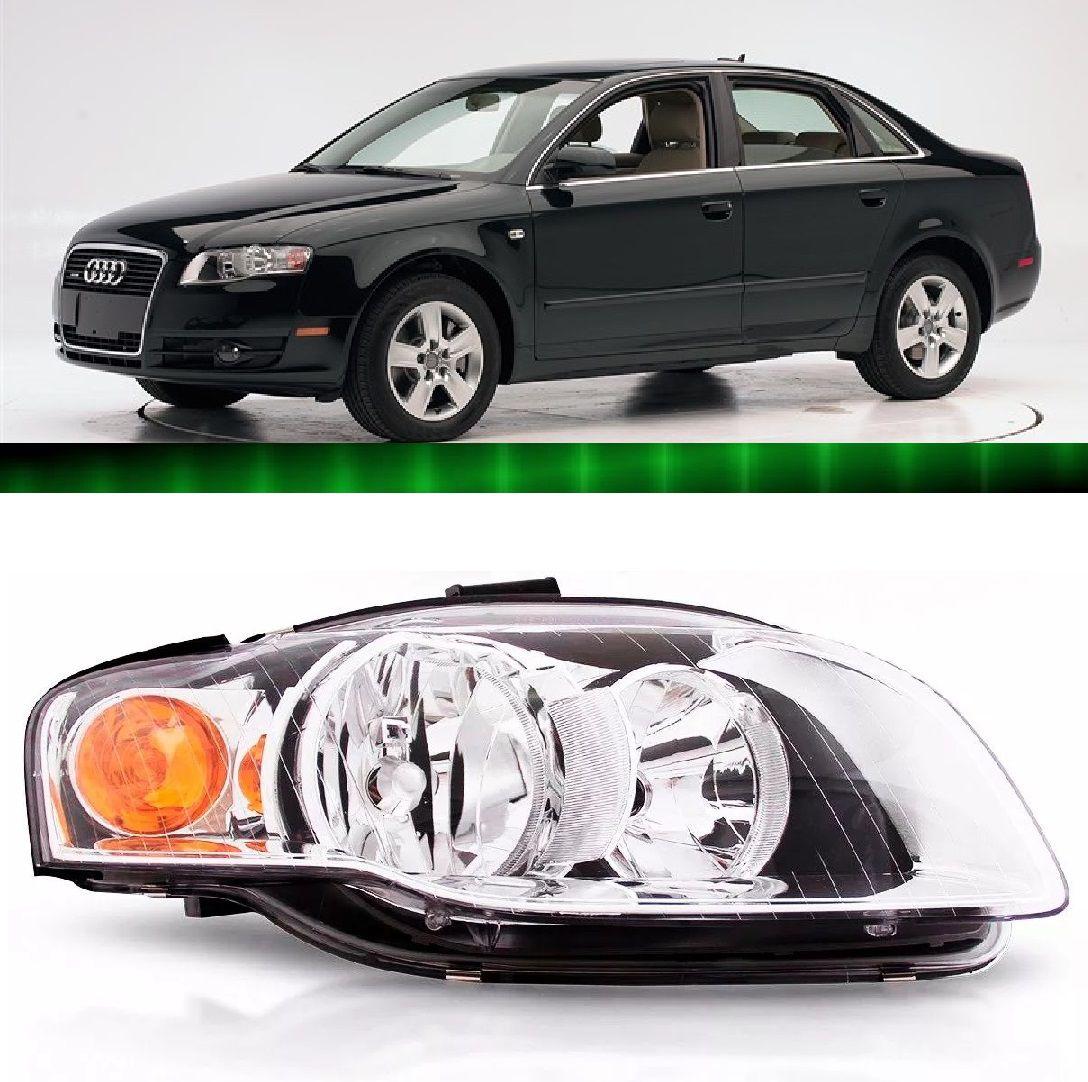 Farol Audi A4 2004 2005 2006 2007
