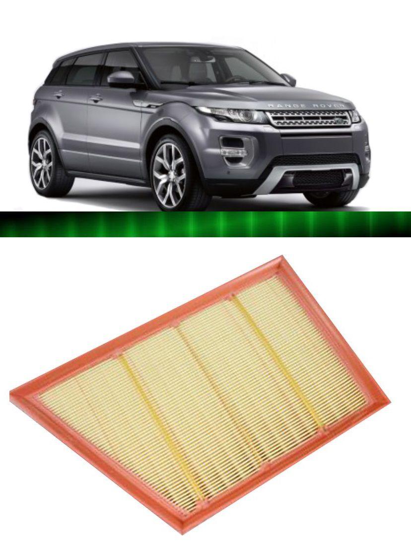 Filtro De Ar Motor Range Rover Evoque