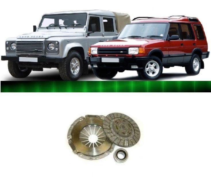 Kit De Embreagem Defender 90 110 130 Discovery 1 Diesel