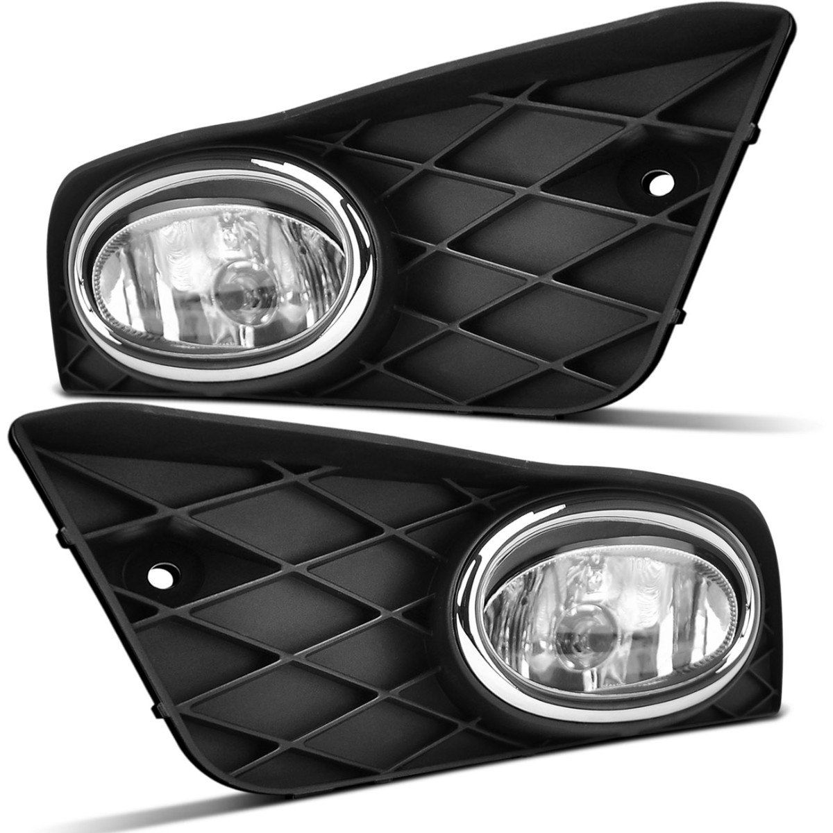 Kit Farol Milha Neblina Honda New Civic 12 13 14 Bt Original