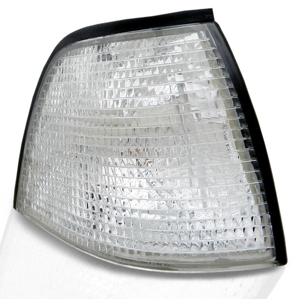 Lanterna Dianteira Bmw S3 Cristal 91 92 93 94 95 96 97