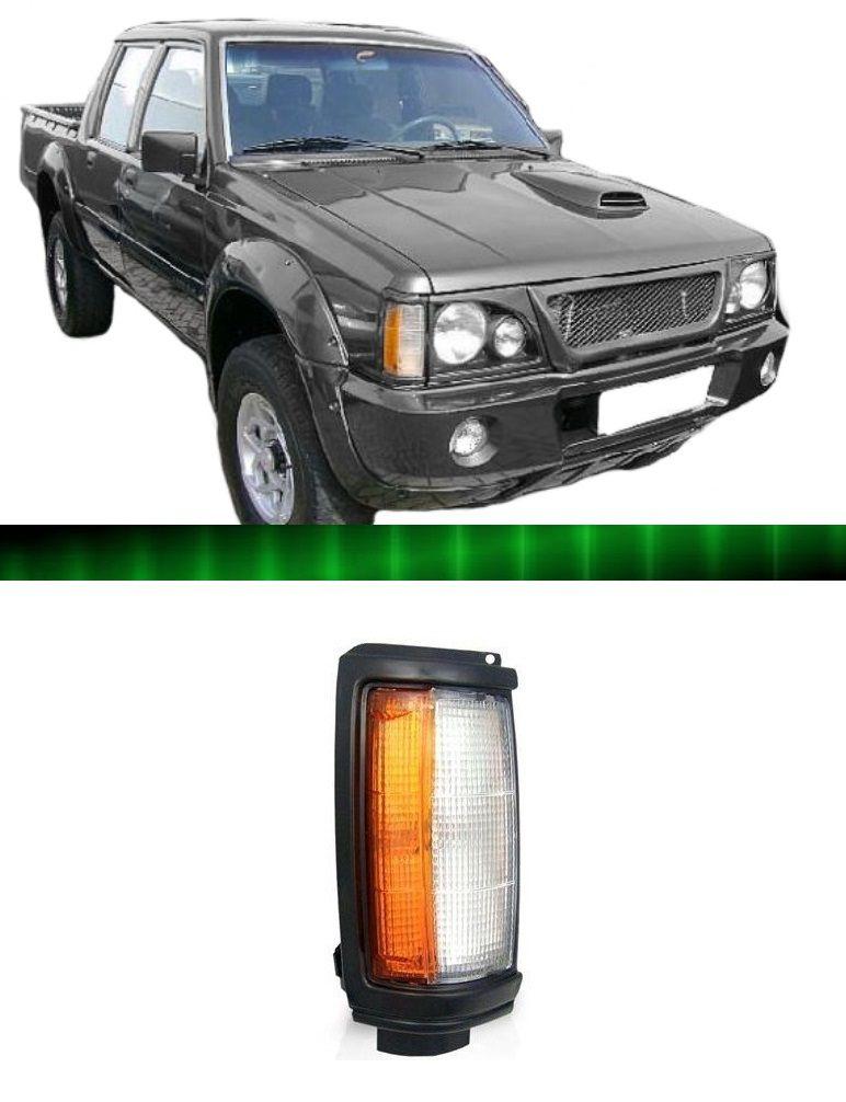Lanterna Dianteira Pisca L200 1992 Até 2000