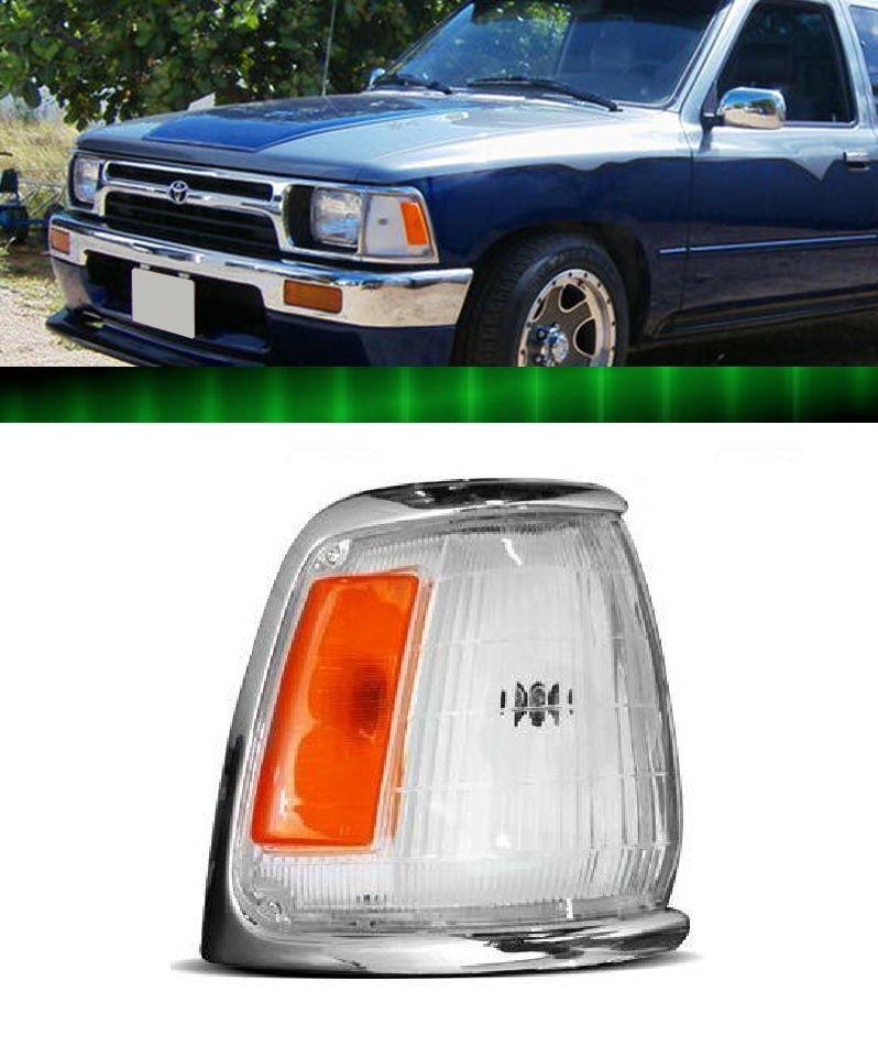 Lanterna Dianteira Pisca Toyota Hilux 93 Até 2001 4x2
