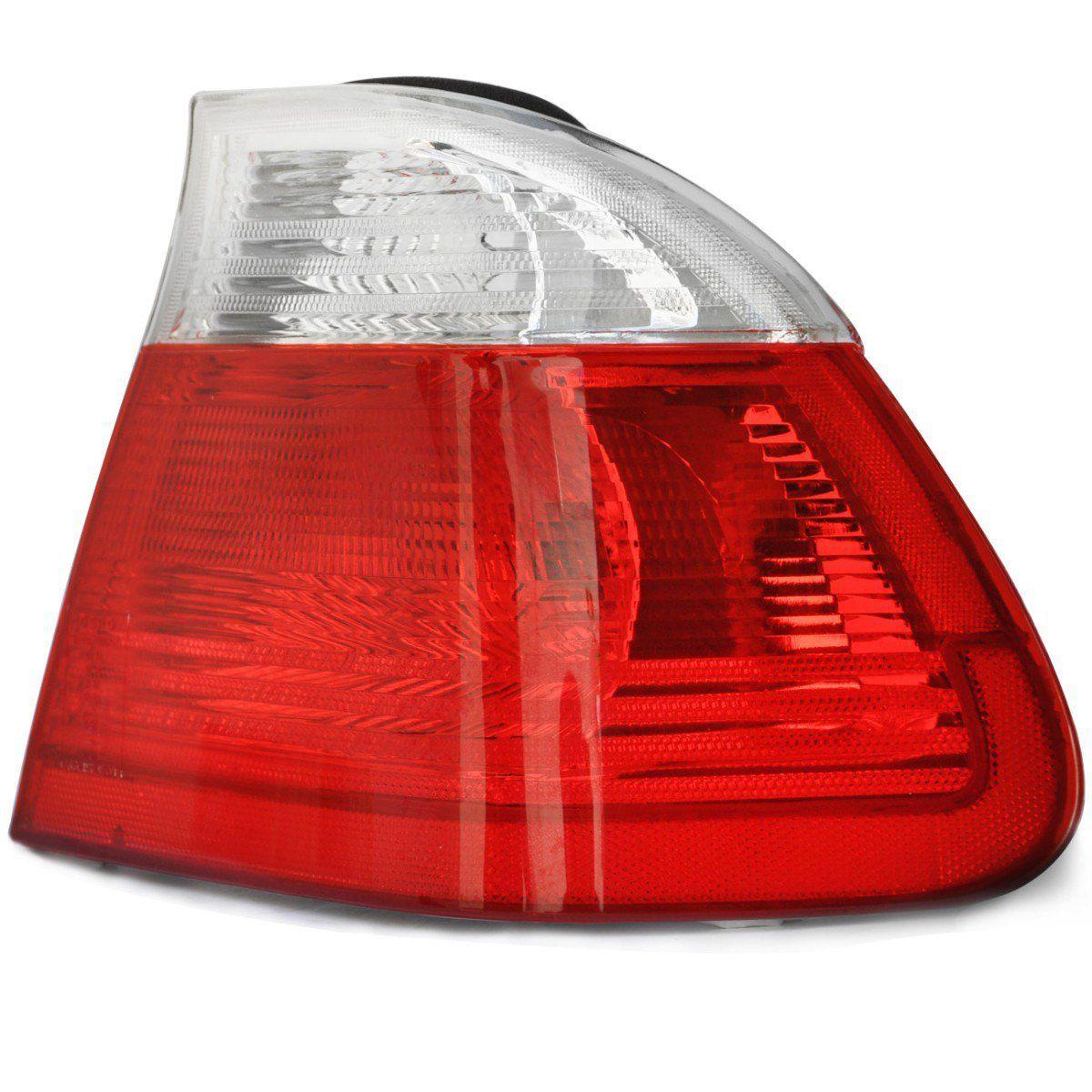 Lanterna Traseira Bmw S3 1998 99 00 01 02 03 Cristal