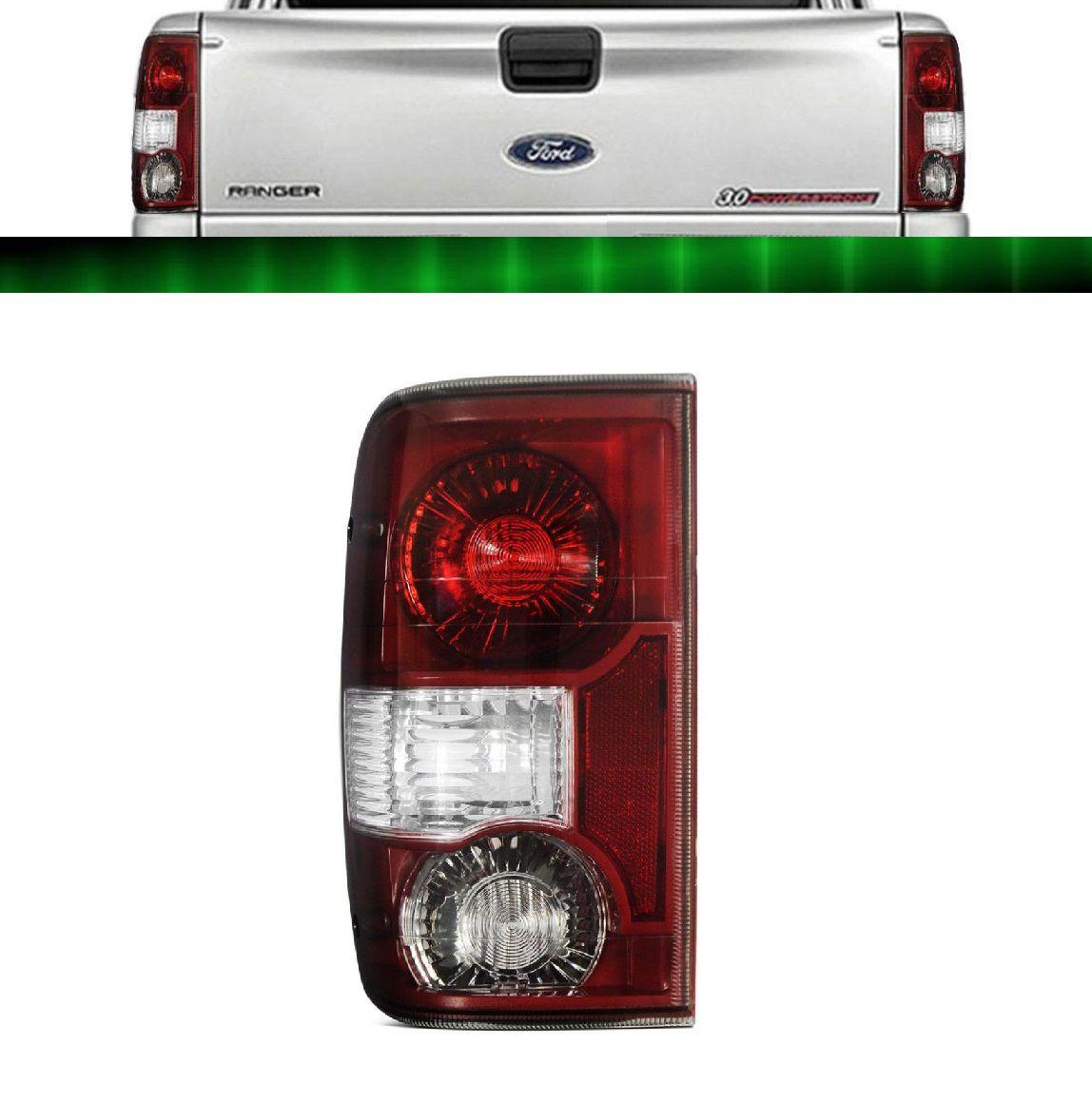 Lanterna Traseira Ford Ranger 2004 2005 2006 2007 2008 2009