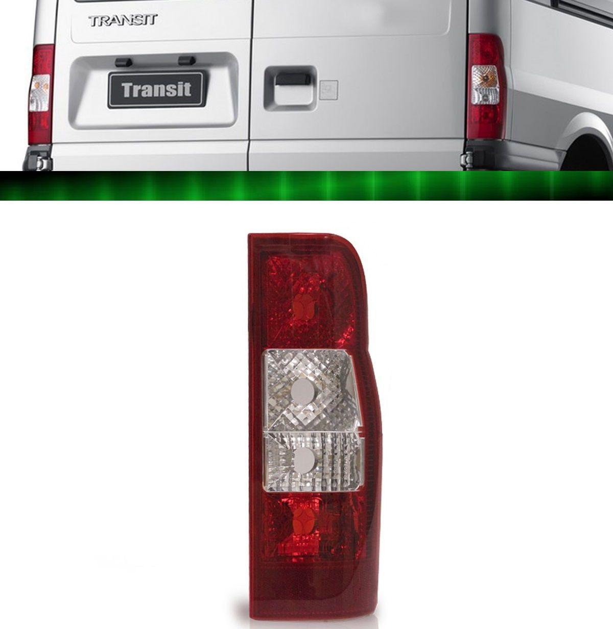 Lanterna Traseira Ford Transit 2007 À 2016