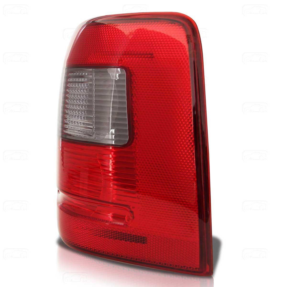 Lanterna Traseira Fumê Ford Ecosport 2004 05 06 07 Tyc