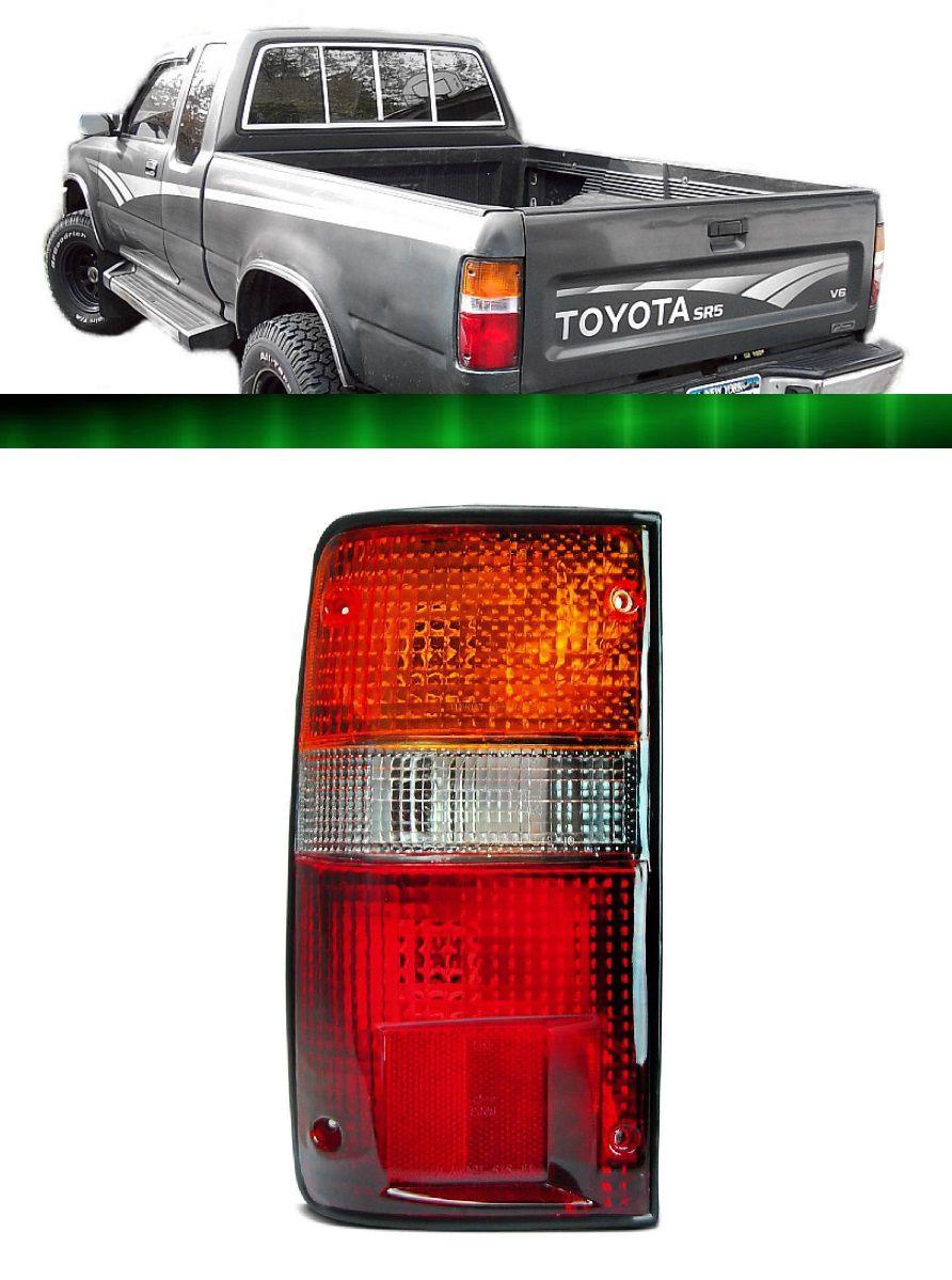 Lanterna Traseira Hilux 1992 93 94 95 96 97 98 99 00 01