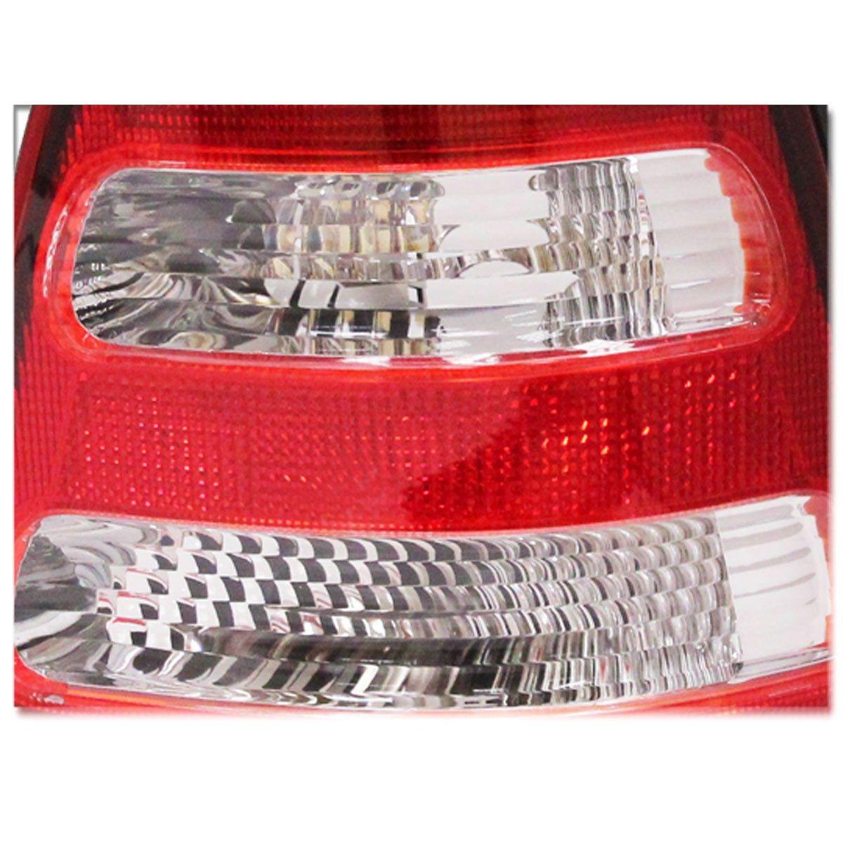 Lanterna Traseira Mercedes Classe A A160 A190 Bicolor Depo